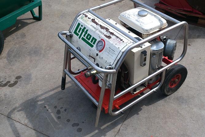 Hydraulic unit LIFTON