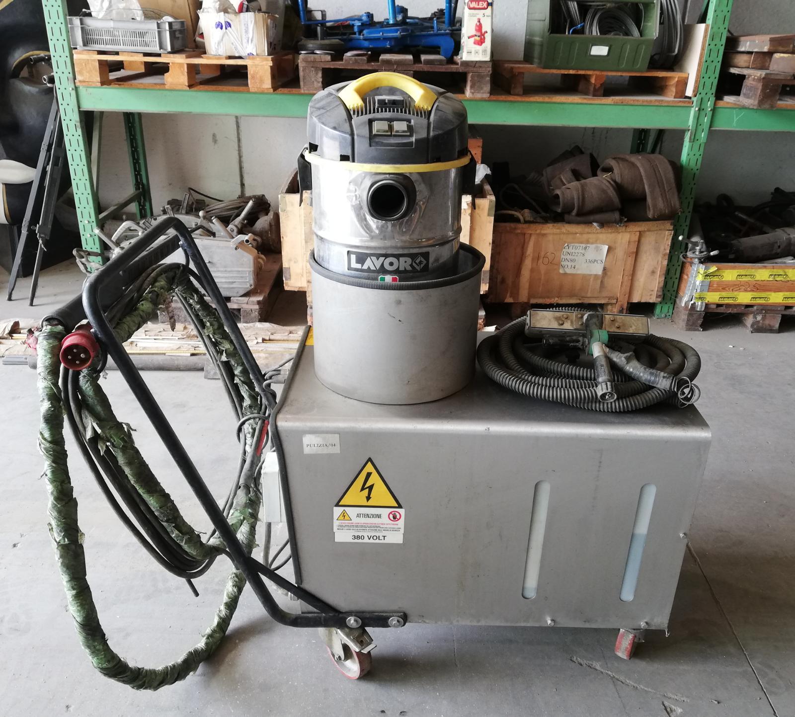 Steam cleaner REA 10 bar