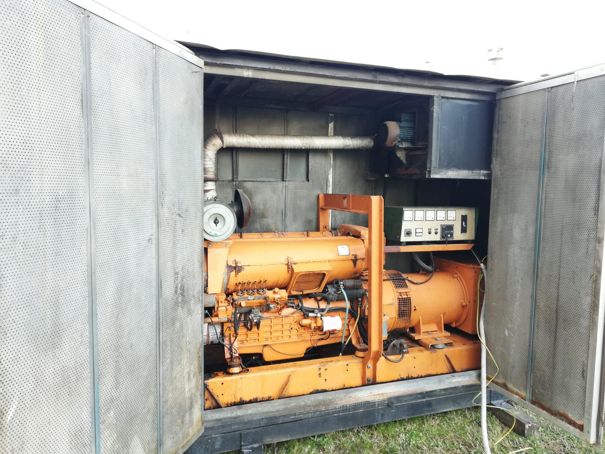 Generator VM 80 KW