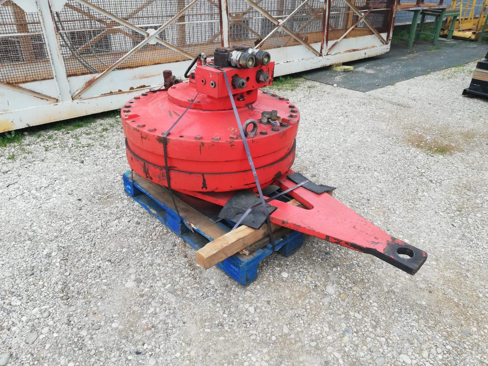 Hydraulic pumps Hagglunds