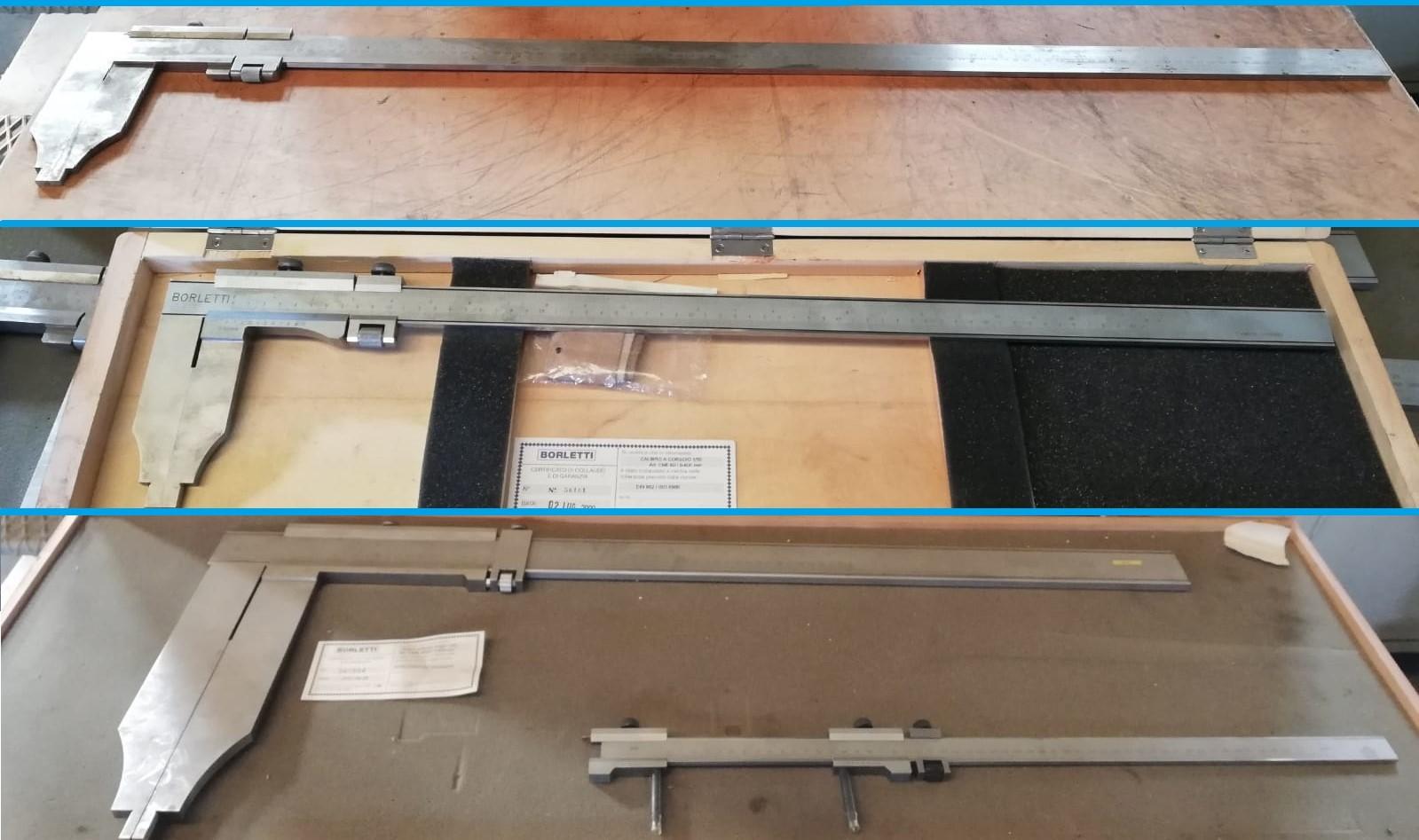 Various measures calibers
