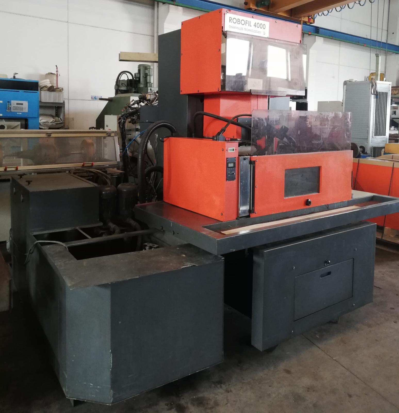 Electroerosion ROBOFIL 4000