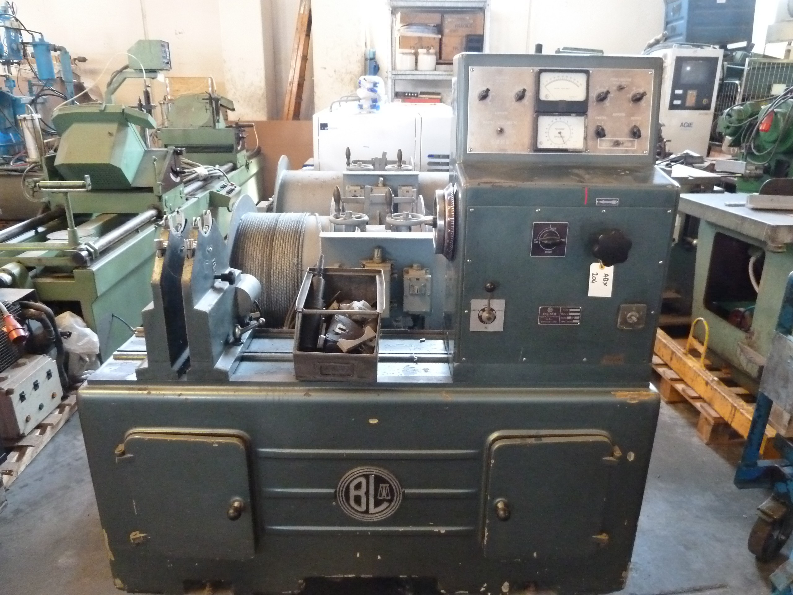 Balancing machine BL CEMB