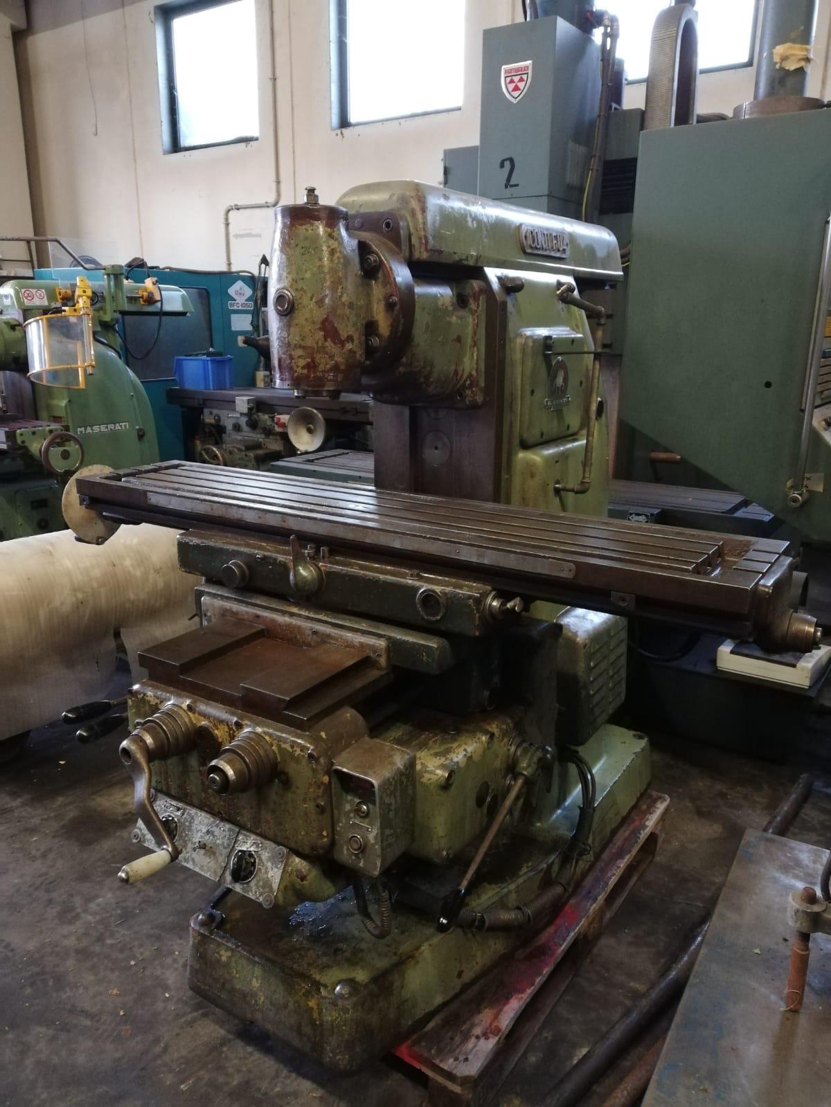 Milling machine CONTI