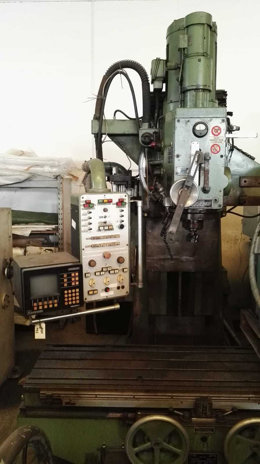 Milling machine DROOP & REIN