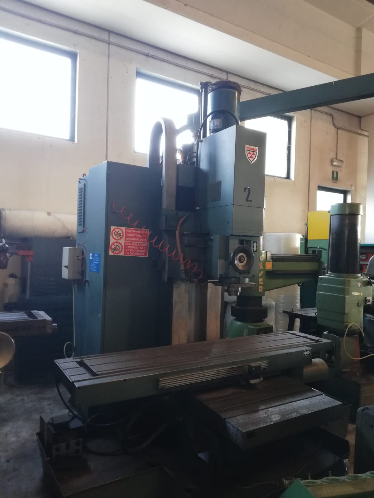 Milling machine RAMBAUDI