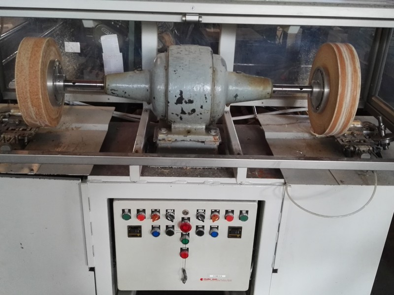 Polisher machine CINTI