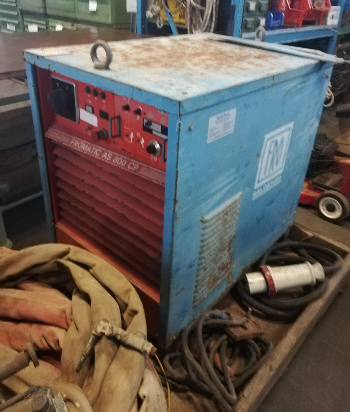 Welding FRO Fromatic 800 A