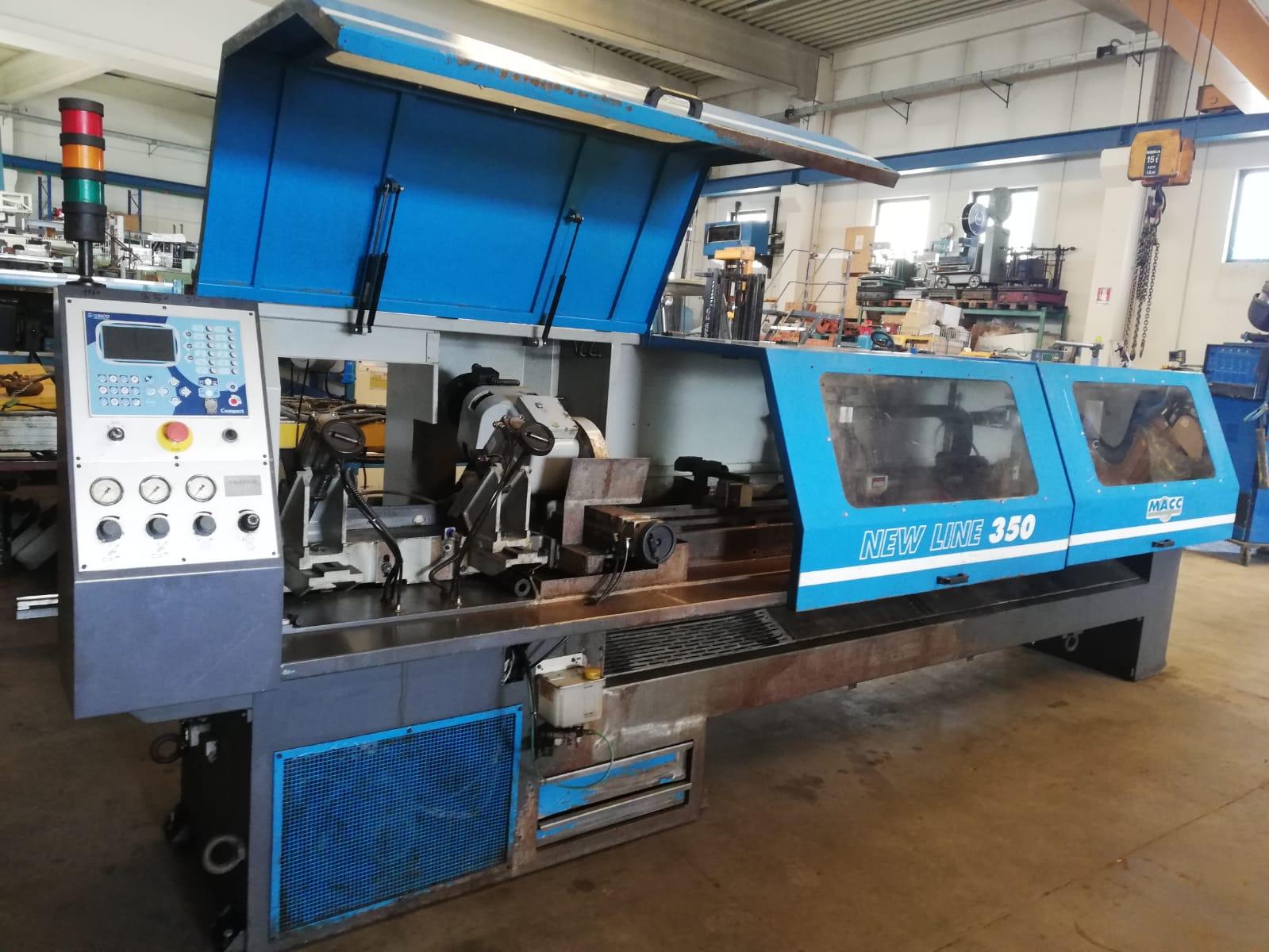 Automatic saw machine MACC New Line 350