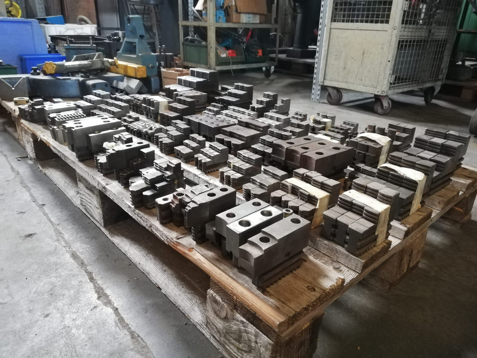 Jaw for lathe various type