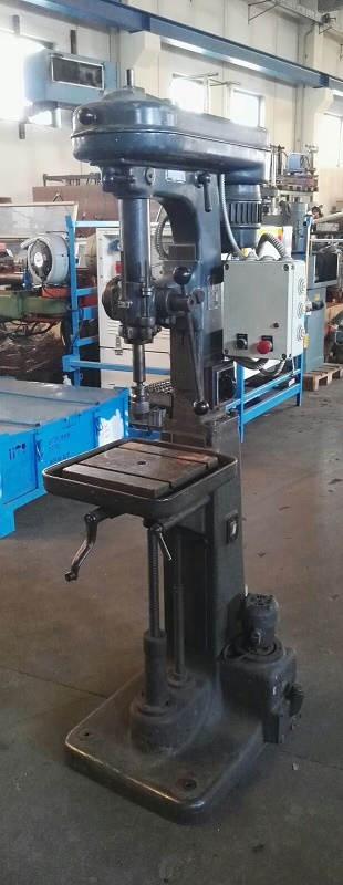 Drilling machine ROSA HBO