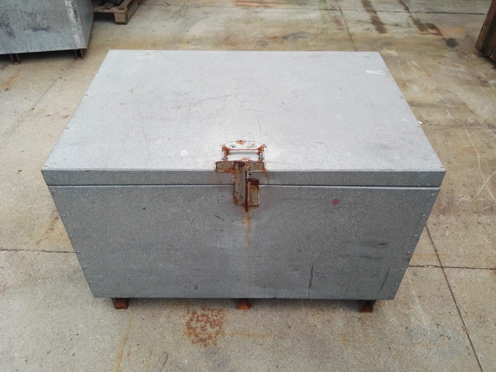 Iron case