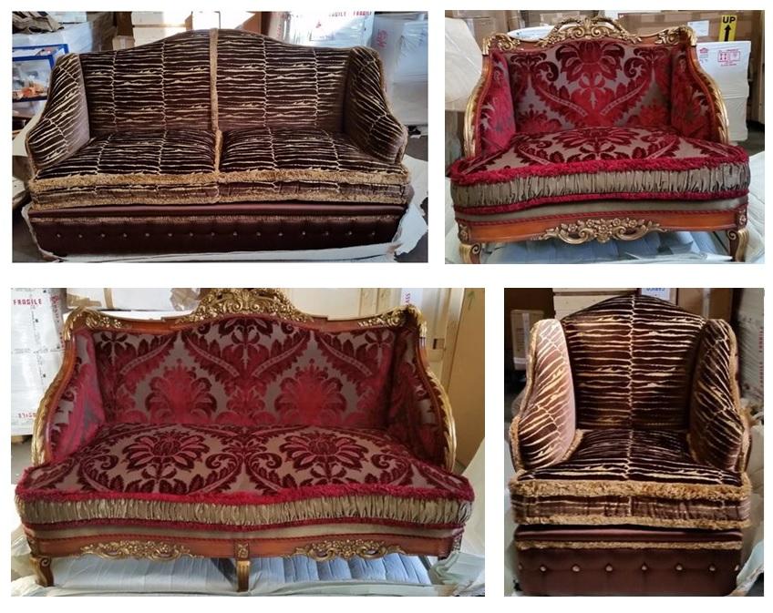 Armchairs / Sofas