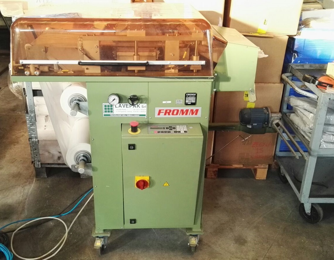 Packing machine FROMM